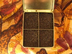 té nero del bazar di damasco