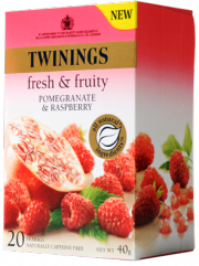 twinings fresh&fruity