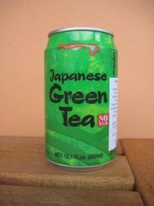 lattina té verde giapponese