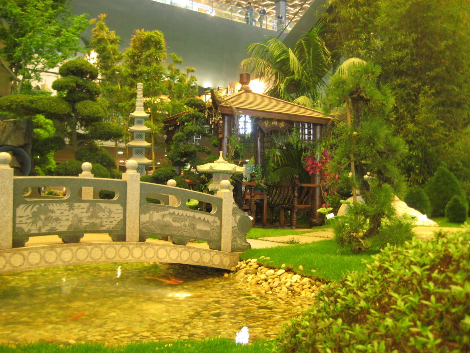 Giardino giapponese il mio te blog - Porcellato vivai ...