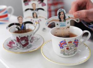 Il té di William e Kate