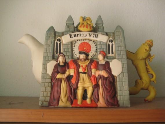 teiera Re Enrico VIII