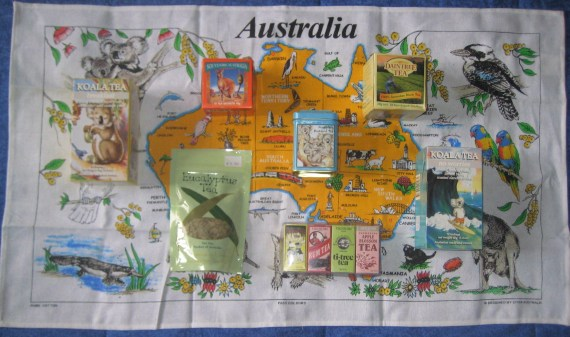 il mio té australia