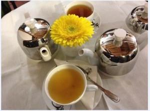 via del té