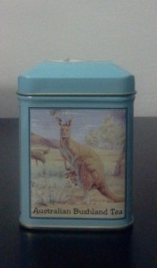 australian bushland tea