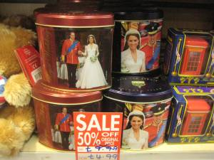 william&kate tea
