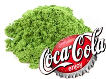 coca-cola matcha