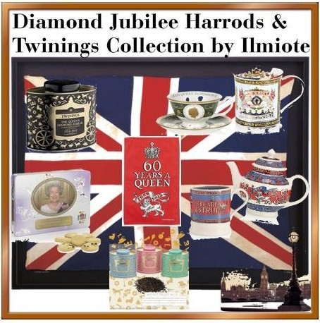 diamond jubilee tea
