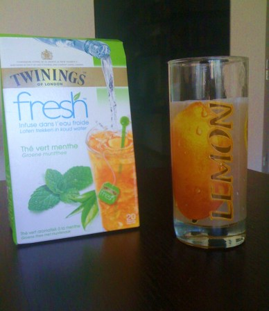 twinings fresh