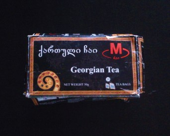 georgian tea