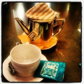 Kusmi tea da Colazione da Bianca, Bologna