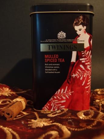 Twinings Mulled SPiced Tea - confezione regalo edizione speciale UK