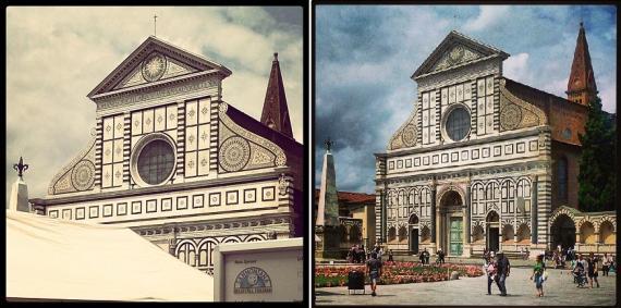 Firenze Gelato Festival in piazza Santa Maria Novella