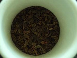 Il mio té verde dall'Egitto