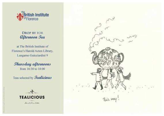 tealicious british