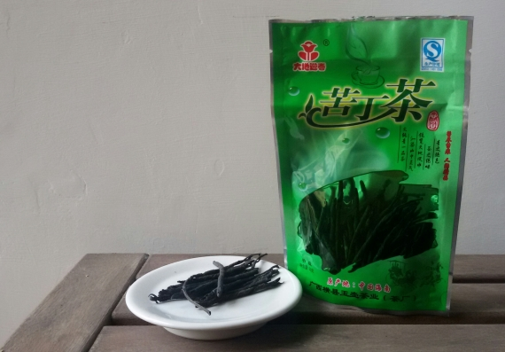 Il mio té verde cinese amaro, troppo amaro