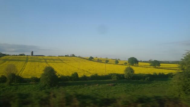 Viaggio in treno e voglio un t il mio te blog for Piani di campagna inglese