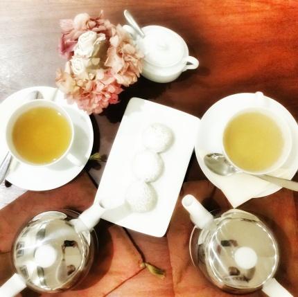 la via del té