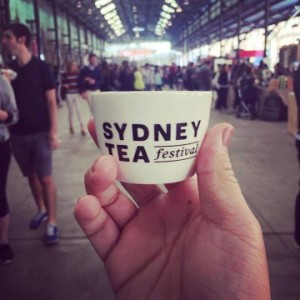 welcome to Sydney Tea Festival