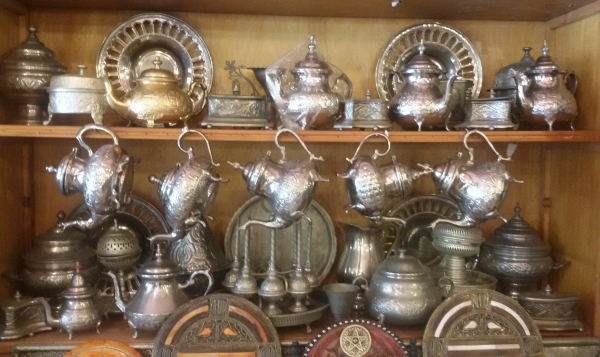 teiere marocchine