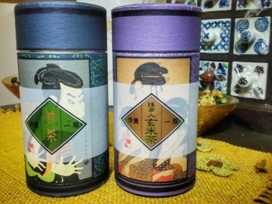 Il mio té dal Giappone