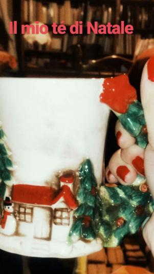 il mio té di Natale