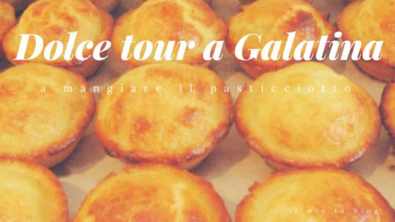 dolce tour a galatina