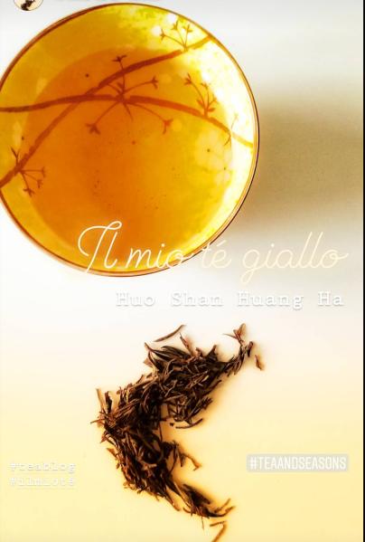 il mio té giallo