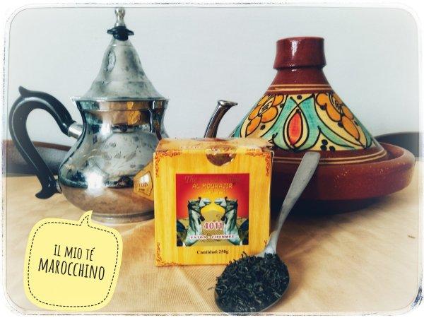 il mio té marocchino