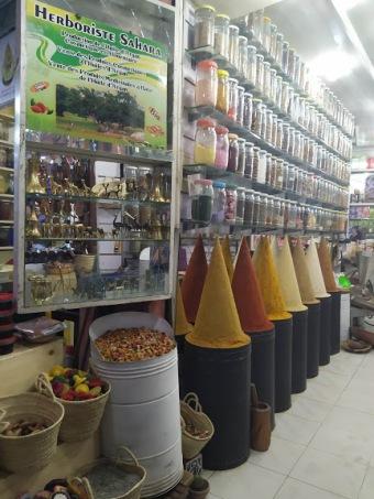 herboriste sahara