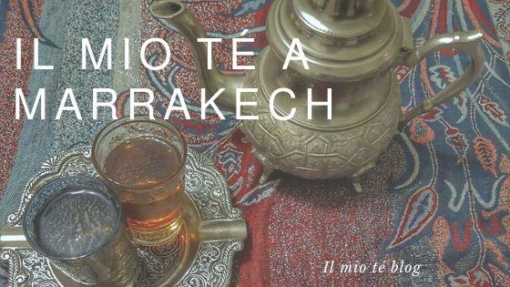 Il mio té blog a marrakech