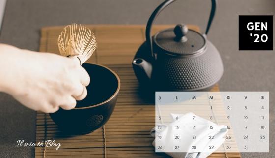 calendario il mio té