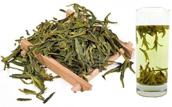 xi hu long jing tea