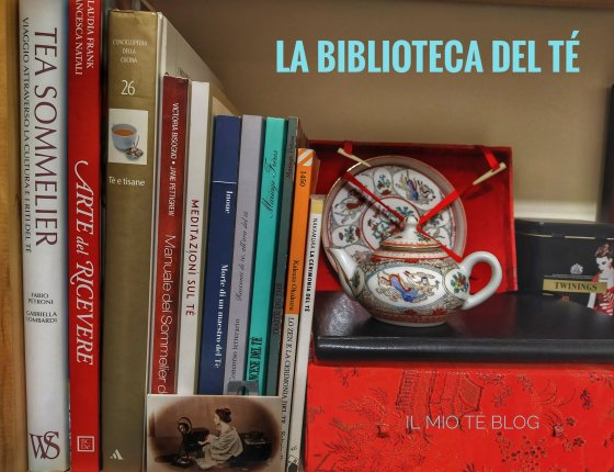 la biblioteca del té