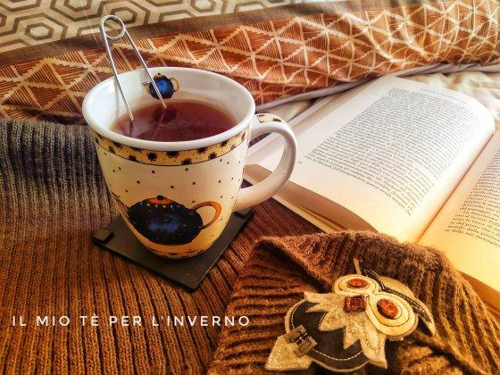 Il mio tè per l'inverno